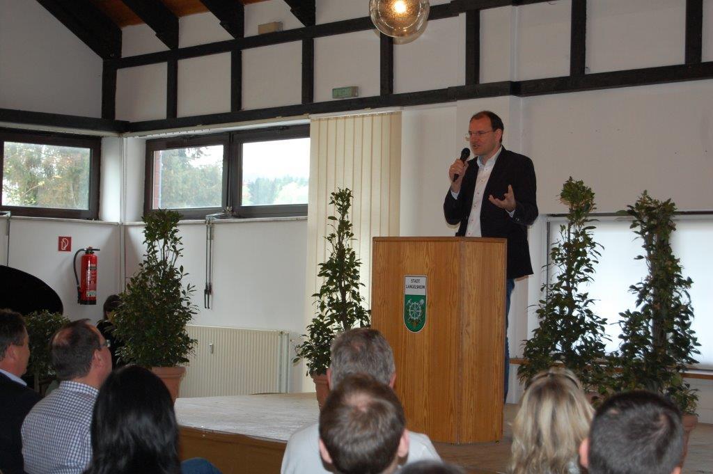 Erik Homann, Bürgermeister Stadt Seesen