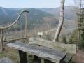 Blick von der Mandolinenhütte zur Innersten